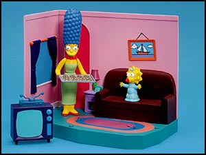 There Are Two Note Worthy Sites For A More Complete Look At These  Environments. Playmates, The Maker Of The Simpsons Toys Series, Has A Site  That Lists All ...